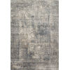 This item: Teagan Denim and Slate 2 Ft. 8 In. x 10 Ft. 6 In. Rectangular Rug