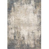 This item: Teagan Ivory and Mist 2 Ft. 8 In. x 13 In. Rectangular Rug
