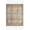 This item: Wynter Auburn and Multicolor Rectangular: 3 Ft. 6 In. x 5 Ft. 6 In. Area Rug