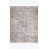 This item: Wynter Silver and Charcoal Rectangular: 2 Ft. 6 In. x 9 Ft. 6 In. Area Rug
