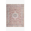 This item: Wynter Tomato and Teal Rectangular: 7 Ft. 6 In. x 9 Ft. 6 In. Area Rug
