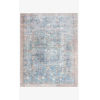 This item: Wynter Teal and Multicolor Rectangular: 2 Ft. 6 In. x 9 Ft. 6 In. Area Rug
