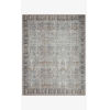 This item: Wynter Gray and Charcoal Rectangular: 2 Ft. 6 In. x 7 Ft. 6 In. Area Rug