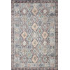 This item: Zion Grey Multicolor Rectangular: 8 Ft. 6 In. x 11 Ft. 6 In. Rug