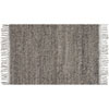 This item: Crafted by Loloi Brea Grey Rectangle: 2 Ft. 3 In. x 3 Ft. 9 In. Rug