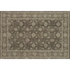 This item: Crafted by Loloi Huntington Dark Taupe Rectangle: 5 Ft. 3 In. x 7 Ft. 6 In. Rug