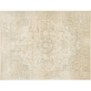 This item: Crafted by Loloi Trousdale Sand Blue Round: 5 Ft. 7 In. x 5 Ft. 7 In. Rug