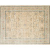 This item: Crafted by Loloi Trousdale Desert Blue Rectangle: 3 Ft. 11 In. x 5 Ft. 7 In. Rug