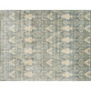 This item: Crafted by Loloi Trousdale Blue Sand Runner: 2 Ft. 6 In. x 10 Ft.