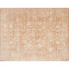 This item: Crafted by Loloi Trousdale Rust Rectangle: 3 Ft. 11 In. x 5 Ft. 7 In. Rug