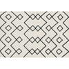 This item: Adler Ivory Rectangular: 3 Ft 6 In x 5 Ft 6 In Rug