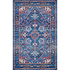 This item: Cielo Blue and Multicolor Rectangular: 8 Ft. x 10 Ft. Rug