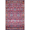 This item: Cielo Berry and Tangerine Rectangular: 8 Ft. x 10 Ft. Rug