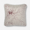 This item: Raspberry 22 In. x 22 In. Pillow Cover