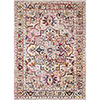This item: Cielo Natural and Multicolor Rectangular: 5 Ft. x 7 Ft. 6 In. Rug