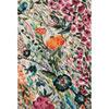 This item: Wild Bloom Multicolor Rectangular: 3 Ft. 6 In. x 5 Ft. 6 In. Rug