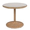 This item: Barlow Bronzed Teak Round Bistro Table