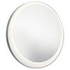 This item: Matte Chrome LED Mirror