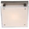 This item: Helios Brushed Nickel ADA LED Flushmount