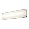 This item: Helios Chrome Three-Inch ADA LED Bath Vanity