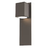 This item: Chinook Black One-Light Outdoor Wall Mount