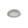 This item: Avro Satin Nickel 6-Inch LED Flush Mount