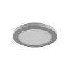This item: Avro Chrome 7-Inch LED Flush Mount