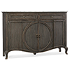 This item: Arabella Charcoal Four-Door Two-Drawer Credenza