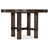 This item: Roslyn County Dark Wood 60-Inch Round Dining Table