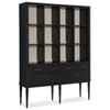 This item: Black Tall Bookcase