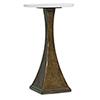 This item: Boheme White Antwerp Martini Table