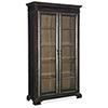 This item: Beaumont Dark Wood Display Cabinet
