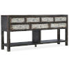 This item: Beaumont Dark Wood 72-Inch Console Table