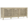 This item: Ciao Bella Light Wood 80-Inch Entertainment Console