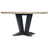 This item: Ciao Bella Black 60-Inch Round Dining Table
