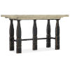 This item: Ciao Bella Black 60-Inch Friendship Table