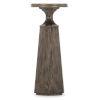 This item: Woodlands Medium Wood 10-Inch Martini Table