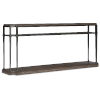 This item: Woodlands Medium Wood 72-Inch Console Table