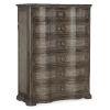This item: Woodlands Medium Wood 44-Inch Six-Drawer Chest