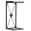 This item: Sanctuary Champagne C-Shape Accent Table
