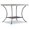 This item: Sanctuary Champagne 24-Inch End Table
