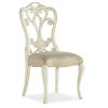 This item: Sanctuary Champagne Celebrite Side Chair