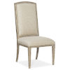 This item: Sanctuary Light Wood Cambre Side Chair