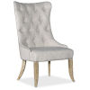 This item: Castella Brown Tufted Dining Chair, Set of 2