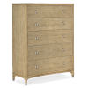 This item: Novella Sunsplash Five-Drawer Chest