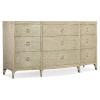 This item: Newport French Vanilla Nine-Drawer Dresser