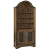 This item: Hill Country Pleasanton Brown Bunching Bookcase