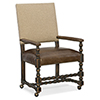 This item: Hill Country Brown and Beige Comfort Game Chair