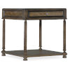 This item: Vera Cruz Russet Brown Rectangle End Table