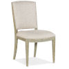 This item: Surfrider Natural Carved Back Side Chair